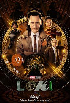 #marvel #loki Loki Marvel, Loki Tv, Marvel Comics, Marvel Art, Poster Marvel, Avengers Poster, Thor, Tom Hiddleston Loki, Spiderman