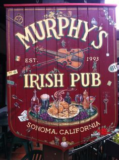 Murphy's Grand Irish Pub, Old Town Alexandria, VA | DC Irish Pubs & Restaurants | Pinterest ...