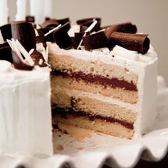 ... on Pinterest | Chocolate cakes, Chocolate mousse cake and Lemon cakes