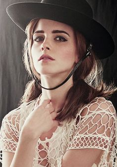 Emma Watson the second name of beauty