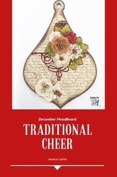 mixed media -christmas - home decor Christmas Traditions, Hello Everyone, Christmas Home, Art Blog, Cheer, Mixed Media, Scrapbook, Traditional, Inspiration