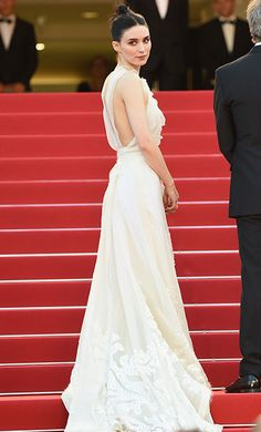 Rooney Mara in Olivier Theyskens for Rochas—See All of the Best Red Carpet Looks from Cannes