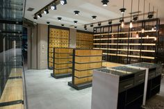The Box Pharmacy by SOPRATUTTO, Athens – Greece » Retail Design Blog