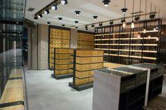 The Box Pharmacy by SOPRATUTTO, Athens – Greece » Retail Design Blog