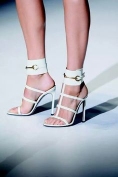62302c6e38d1 Ankle Strap High Heels