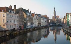 Katie Webb selects the best hotels, restaurants, bars, spas and shopping in   the Belgian city of Bruges.