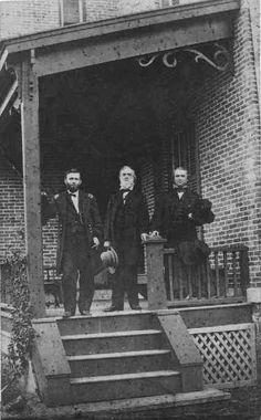 Years in office:  1869-1877 Pre-service occupations:  officer (1842-1854), farmer, clerk, salesman, general (1861-1865), general in chief (1...
