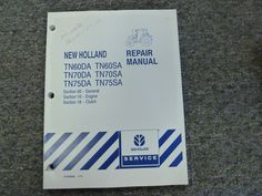 this manual can be used by anyone from a first time owner amateur to rh pinterest com New Holland Skid Steer Loaders 800 Ford New Holland Skid Steer