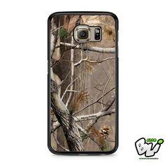 Camouflage Camo Realtree Samsung Galaxy S7 Case