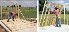 Aardige nl-se site met bouwinstructie voor tuinhuis