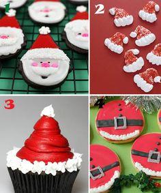 I need 10 extra hours in a day!!    http://blog.thecelebrationshoppe.com/2011/12/02/10-santa-snacks/