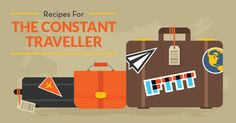 Get daily exchange rates, find vintage luggage on Etsy, and more with Constant Traveler Recipes on #IFTTT