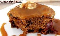 Avec ses noix, ses dattes et ses raisins... le gâteau à la mélasse de Mimi, c'est mon FAVORI!
