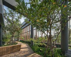 Oka Haus Sale Office | Wison Tungthunya & W Workspace