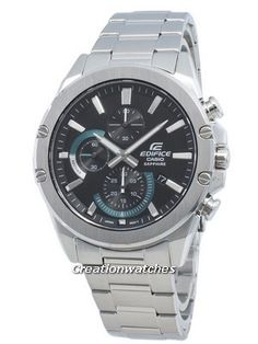 Stainless Steel Case and Bracelet, Quartz Movement,  Sapphire Crystal, Chronograph Function, 1 Second Stopwatch, Accuracy: ±20 Seconds Per Month. Seiko 5 Sports Automatic, Seiko Automatic, Stainless Steel Bracelet, Stainless Steel Case, Seiko 5 Military, Casio Edifice, Black Crystals, Casio Watch, Chronograph