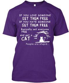 Just Get A Cat...