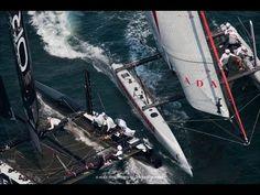 America's Cup - San Francisco 2013:  video
