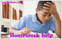 Need help with your homework assignments? At 300Writers.com we guarantee excellent grades with each paper that our writers create!