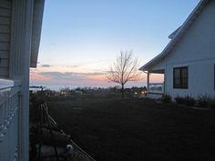 Egg Harbor Wi (Door County) Spring Sundown! Egg Harbor Wi, Door County Wisconsin, Best Vacations, Lodges, Cool Pictures, Doors, Spring, Outdoor, Slab Doors
