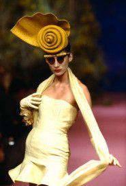 Christian Lacroix Spring-Summer 1988 Fashion Show