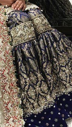 Details  Pinterest • @KrutiChevli Pakistani Wedding Outfits, Pakistani Wedding Dresses, Bridal Outfits, Indian Dresses, Party Wear Dresses, Occasion Dresses, Bridle Dress, Pakistan Bride, Pakistani Couture