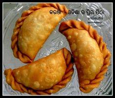 Karanji Odia Recipe (କରଞ୍ଜି ) - The typical authentic Odia Pitha - ଓଡିଶା ର ପ୍ରିୟ ପିଠା ପଣା | eOdisha.OrgeOdisha.Org