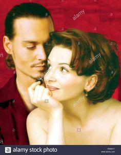 Image 59: Alamy and pin 23. Juliette Binoche, Johnny Depp Movies, Johny Depp, Live News, Film Director, Girl Hairstyles, Curly Hair Styles, Editorial, English