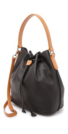 0b936100b9 Linea Pelle Hunter Bucket Bag