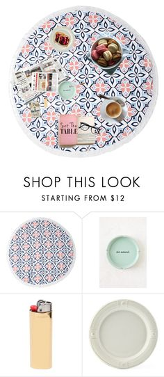 """""""set the table"""" by lianafourmouzi ❤ liked on Polyvore featuring interior, interiors, interior design, home, home decor, interior decorating, Swell, Urban Outfitters, American Apparel and Vetements"""