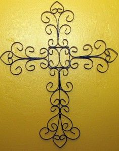 Crosses Decor Cross Wall From Fetco In Our Fashion Directory Lovely Pinterest And Walls
