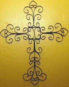 Iron Crosses Decor