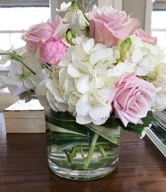 Flower arrangement inspiration!