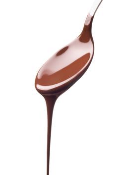 Who can resist a Chocolate drenched Spoon?