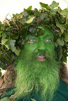The Green Man | by Theresa Elvin