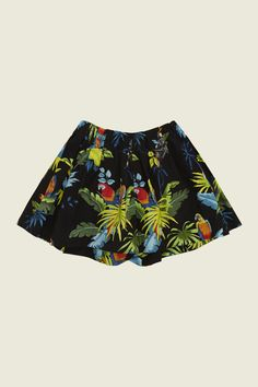 Paradise Poplin Short Cute with matching top