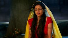 I can't see sita ji in such pain....