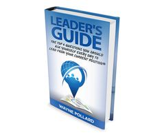 Get Your free LEADER'S GUIDE: The Top 4 Questions You Should Ask Yourself Every Day to LEAD FROM YOUR CURRENT POSITION®      www.leadfromyourcurrentposition.com  LEAD FROM YOUR CURRENT POSITION | The world is calling out for your genius!
