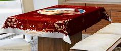 Gestalte bei Vispronet® weihnachtliche Tischdecken nach Maß. Hier findest du für jede Tischform die passende Tischdecke. Sie sind in individueller Größe vollflächig bedruckbar.