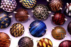 Beads and Pendants - Barbara Minor Enamels