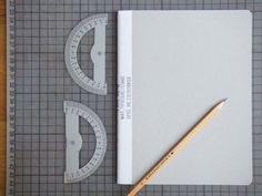 Present&Correct Fabric Bound Notebook