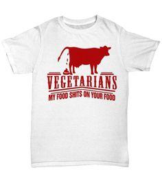 Vegetarians food,vegan shirt,vegan gift,cow shirt,animal t-shirt,farm tshirt,funny shirt, tshirt women, vintage t shirt, mom shirt by Bulwar on Etsy