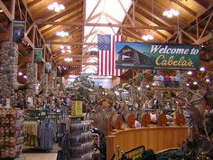 Cabela's, the World's Foremost Outfitter of hunting, fishing and outdoor gear, was born somewhat inadvertently in 1961 by Dick Cabela from Chappell, Nebraska.
