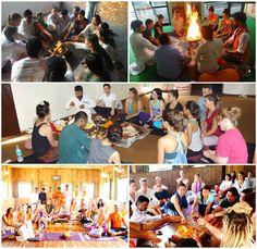 We have come so far this year!Plenty of Goodness! Rishikesh India, Yoga Courses, Yoga Teacher Training