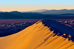 Kelso Dunes -Mojave National Preserve California