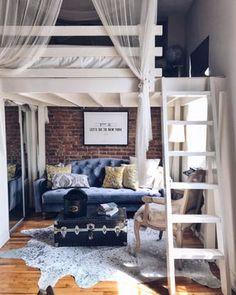 A Dreamily Romantic Manhattan Apartment   Apartment Therapy