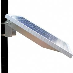 Solar Panel Pole Mount Kit Single Arm Pole-wall Mounting Brackets Support Solar Panels from to - solar technology Solar Energy Panels, Solar Panels For Home, Best Solar Panels, Solar Energy System, Solar Power, Solar Panel Kits, Solar Panel System, Panel Systems, Solar Carport