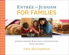 Welcome to Tina's Kitchen. Get ready for a wonderful experience with your child or grandchild or any child! Just in time for Hanukkah. Tina Wasserman | Cooking and More