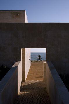 """Bruno Soares   """"Ponta do Sal"""" Cultural Center  São Pedro do Estoril, Pt  http://www.ultimasreportagens.com/84.php  © Fernando Guerra, FG+SG Architectural Photography"""