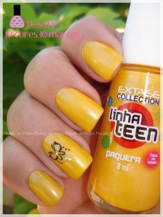 #Desafio10Cores10Marcas - Amarelo http://wp.me/p1x69g-19P