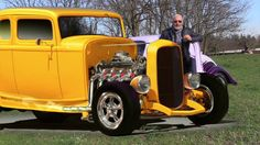 Hot Rod Passion by VALLI : 1934 Ford B Street Rod